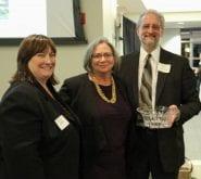Mount Receives FGC Award