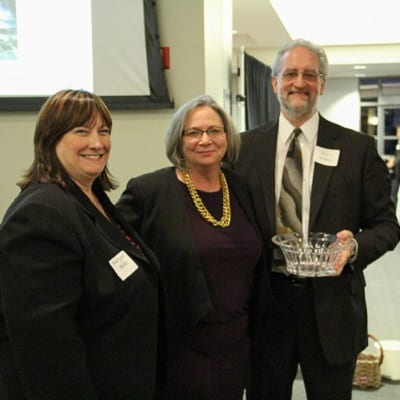Mount Receives FGC Award