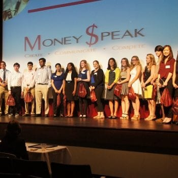 Central NJ High Schools Win Big At Regional Money$peak Competition