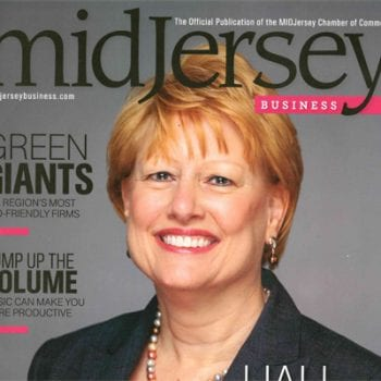 MidJersey Chamber of Commerce Honors Sherise Ritter as Citizen of the Year