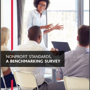 Introducing BDO's First Nonprofit Benchmarking Survey