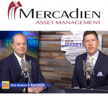 Mercadien's Ken Kamen Hosts Financially Sound for NJ 101.5 FM Radio